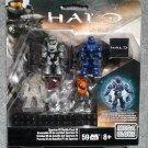 HALO MEGABLOKS -- SPARTAN IV BATTLE PACK III - 4 Figure Pack