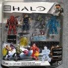 HALO MEGABLOKS -- SPARTAN IV BATTLE PACK - 4 figures