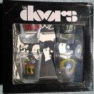 "The Doors - ""LA WOMAN"" - 4pc SHOT GLASS SET - 2011"