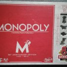 MONOPOLY - 80th ANNIVERSARY SERIES - NEW