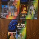 "STAR WARS - Power of the Force - LANDO CALRISSIAN, ATST DRIVER, LUKE ""HOTH GEAR"" *NEW*"