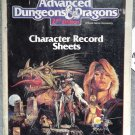 Advanced Dungeons&Dragons(2nd Edition) Character Record sheets (COMPLETE)