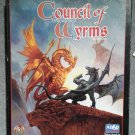 Advanced Dungeons&Dragons 2nd Edition - Council of Wyrms Box Set 1994 TSR(INCOMPLETE)