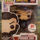 FUNKO POP - CONTEST OF CHAMPIONS - PUNISHER 2099 (PROTECTOR)GAMERVERSE *Walgreens*