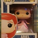 FUNKO POP - DISNEY PRINCESS - The Little Mermaid -ARIEL in Pink Dress #220