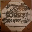 RUSTIC SORRY Board Game (TARGET Exclusive) Brand New