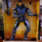 "HALO 3 - 12"" BLUE SPARTAN - MARK IV (Wal-Mart Exclusive) New and sraled - McFarlane Toys"