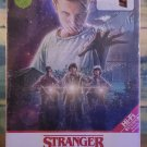 VERSION 2 STRANGER THINGS - SERIES 1 BluRay Collectors Edition Set 4disc set and Poster