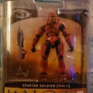 HALO 3 - SERIES 1 - RED Spartan MARK VI (SEALED)