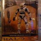 HALO 3 - SERIES 1 - WHITE Spartan MARK VI (SEALED)