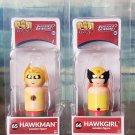 PIN MATE - DC COMICS - HAWKMAN #65 & HAWKGIRL #66