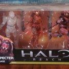 HALO REACH - SPARTAN SPECTRE BOX SET - 3 Figures MARK VI (NEW)