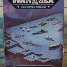 AXIS & ALLIES Naval Miniatures - WAR AT SEA (Improved Rules) 2 PLAYER STARTER SET NEW