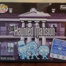 FUNKO POP TEES - THE HAUNTED MANSION - Hitchiking Ghosts - XL Sealed