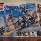 LEGO - MARVEL AVENGERS - Captain Amarica: Outriders Attack - NEW