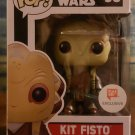 FUNKO POP - STAR WARS -- KIT FISTO --  Walgreens Exclusive (NEW)