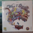 WHEN I DREAM - Board Game REPOS Productions ----- NEW