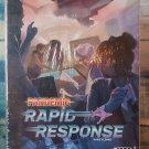 PANDEMIC - RAPID RESPONSE Board Game Expansion - Z-Man Games (NEW)