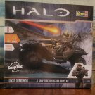 HALO - UNSC WARTHOG - SNAPTITE Model Kit [Lights and Sound] 3 Spartans REVELL