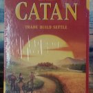 Klaus Teuber's - CATAN - TRADE BUILD SETTLE - Building/Strategy game - NEW