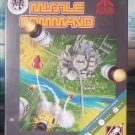 ATARI's  MISSLE COMMAND - Board Game - (LIMITED EDITION Embroidered patch)  SEALED  IDW GAMES