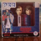 PEZ - STRANGER THINGS - Eleven & Mike Dispensers..... 2018 Netflix (NEW)