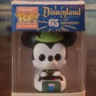 FUNKO POP KEYCHAIN - Mickey Mouse - Matterhorn Bobsleds Attraction - Disneyland 65th Anniv