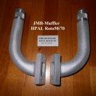 HEADER PIPE HP-roto motor 50V2 /70V2