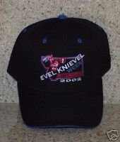 Evel Knievel Hat Butte, Montana RARE Evel Week 2002