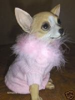 Bijou Cotton Candy Pink Dog Costume Clothes XS XSmall N