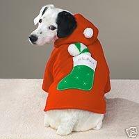 CUTE TOY FLEECE HOODiE Dog Coat Sweater XL Weimaraner