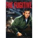 The Fugitive DVD Season 1 Vol1 David Janssen