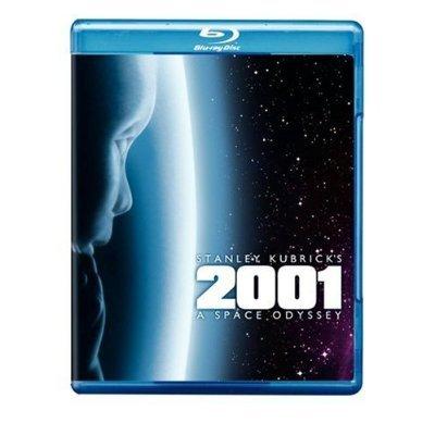 2001: A Space Odyssey (Blu-ray, 2007)