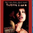 Taking Lives (Blu-ray Disc, 2009, Extended Cut)