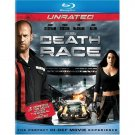 Death Race (Blu-ray Disc, 2008, Unrated 2-Disc Set)