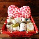 Nina Bella Collection Organic Valentine's Day I Love You Gift Basket