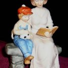 Paul Sebastian figurine - Mother and Child