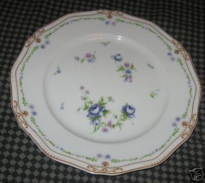 Mikasa Chatelet china dinner plate -dinnerware