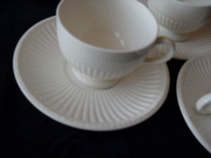 Wedgwood Edme cup  and saucer