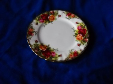 Royal Albert  Old Country Roses  bread plate - (2 available) ENGLAND