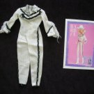 Western Barbie Doll Outfit #1757 Vintage 1981(Barbie clothes, clothing, doll, outfit, western)