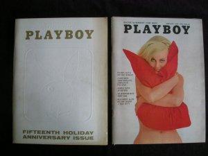 Vintage Playboy Magazine Year 1969