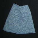 Barbie Skirts Denim Pattern (barbie fashions, doll clothes, outfits)