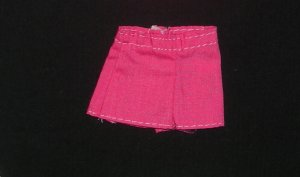 Barbie Clothes Shorts Pink (barbie fashions, doll clothes, outfits)