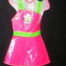Barbie Clothes Sticker Craze Barbie 1997 Dress(barbie fashions, doll clothes, outfits)