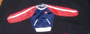 Barbie Clothes Fashion Favorites 5205 3357 Sweat Shirt (barbie fashions, doll clothes, outfits)