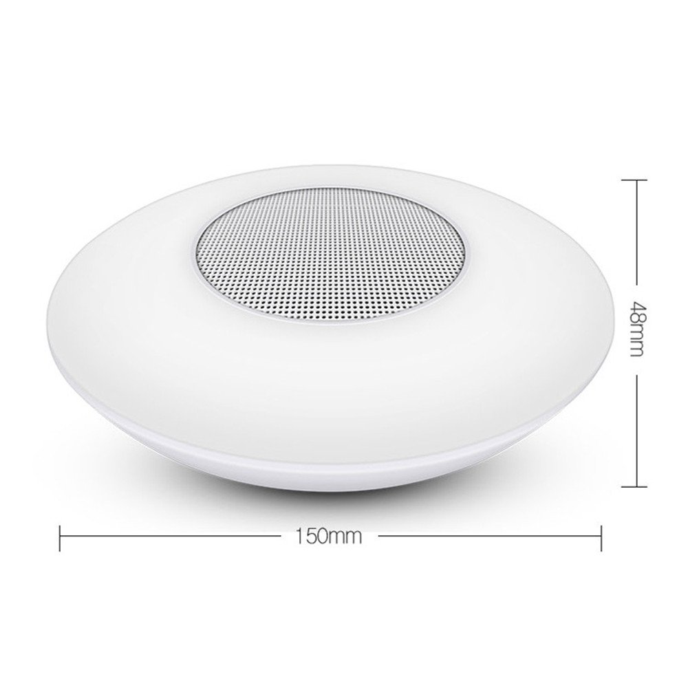 Multi-function Bluetooth 4.2 Loudspeaker - 5 watts, 2000 mAh battery, Night Light, 3 Modes, FM