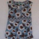 OLD NAVY V-Neck Tunic Style Maternity Top - Sz Med