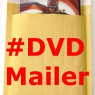 "500 pcs #DVD 6.5""x10"" Kraft Bubble Mailers"