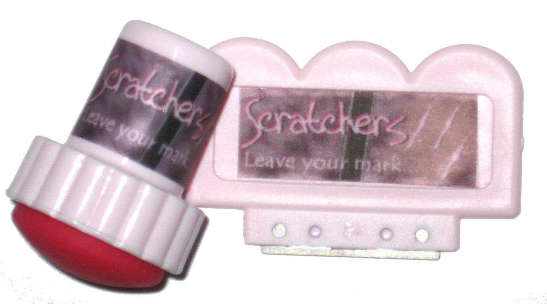 Stamper and Scratcher